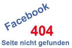 facebook-link-fehler
